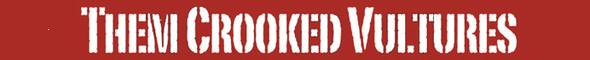 Супер группа Them Crooked Vultures представила альбом. Изображение № 1.