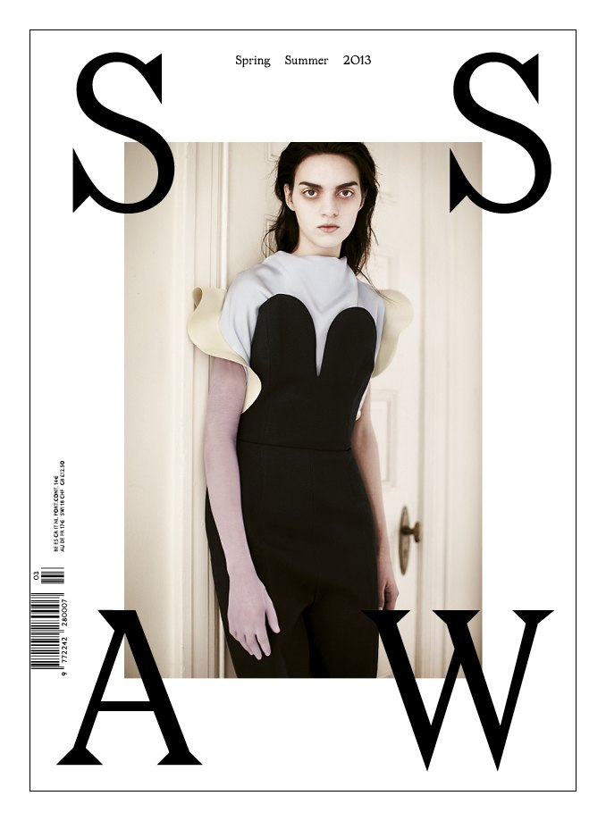 Interview, Vogue и WSJ показали новые обложки. Изображение № 1.