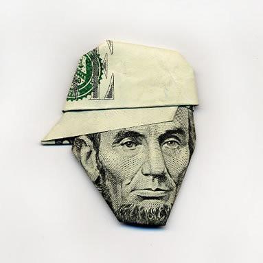 Изображение 11. Как одеть лицо на купюре в шляпу?.. Изображение № 11.