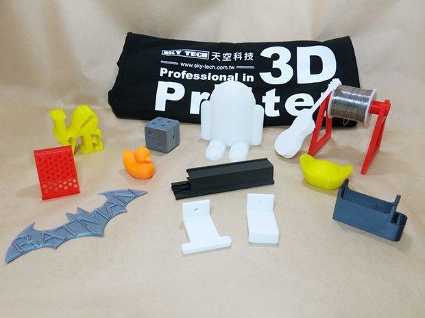 Гаджет полирует предметы из 3D-принтера до блеска. Изображение № 5.