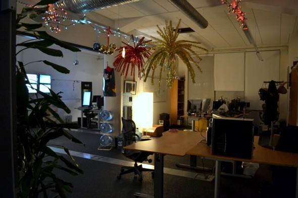 Студия CCP в Рейкьявике, где делают онлайн-игру EVE. Изображение № 3.