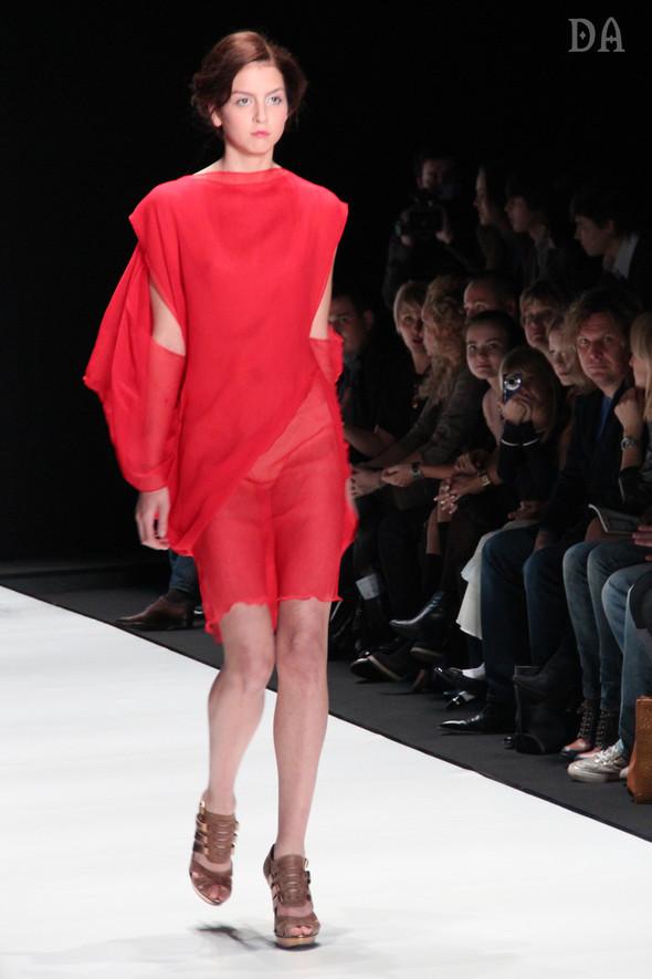 Mersedes-benz fashion week Russia, день первый. Показ Лены Карнауховой. Изображение № 9.