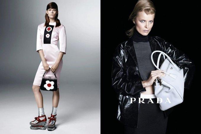 Max Mara, Prada и другие марки выпустили новые кампании. Изображение № 16.