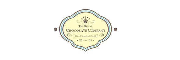 День шоколада. Вкусные шоколадные логотипы. Изображение № 28.