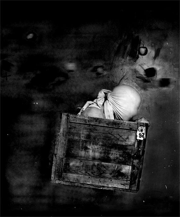 Экспрессивная депрессия Quentin Lenw'а. Изображение № 28.