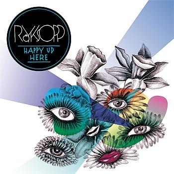 Royksopp – Happy UpThere. Изображение № 1.