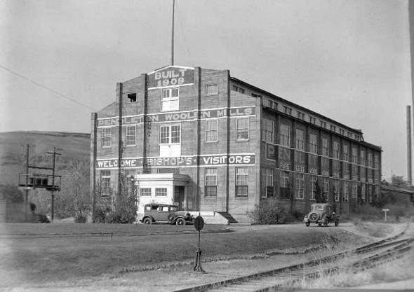 Кто прошлое помянет? Pendleton Woolen Mills. Изображение № 1.