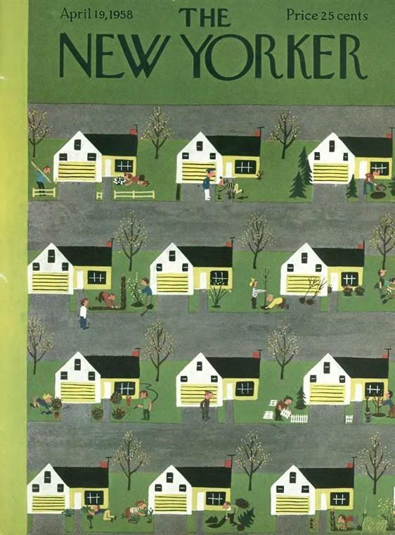 Обложки TheNew Yorker. Изображение № 34.