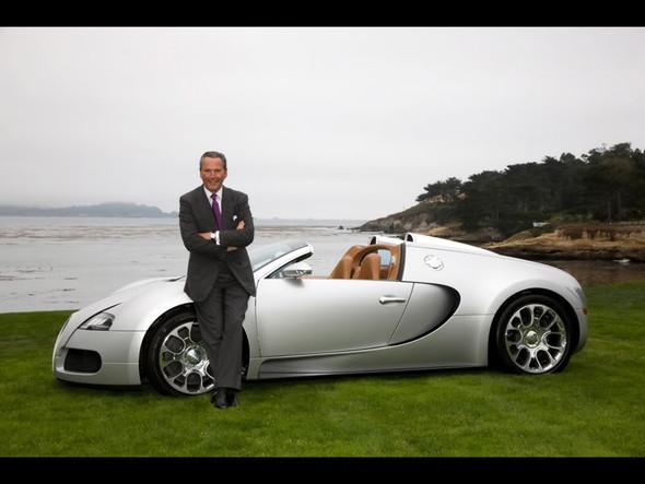Bugatti Veyron Grand Sport. Изображение № 2.