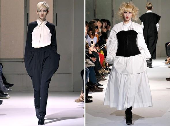 Показы Paris Fashion Week FW 2012: День 2. Изображение № 6.