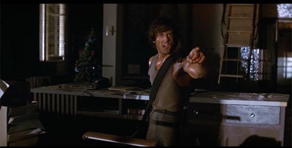 Сильвестр Сталлоне и его указующий палец. Изображение № 7.