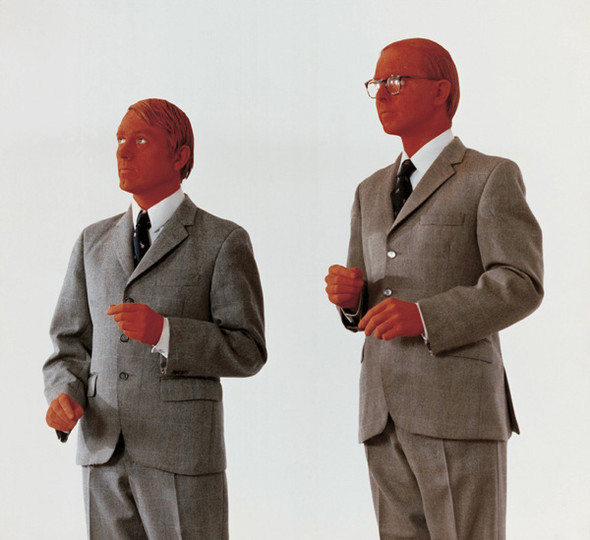Gilbert & George – Light headed. Изображение № 1.