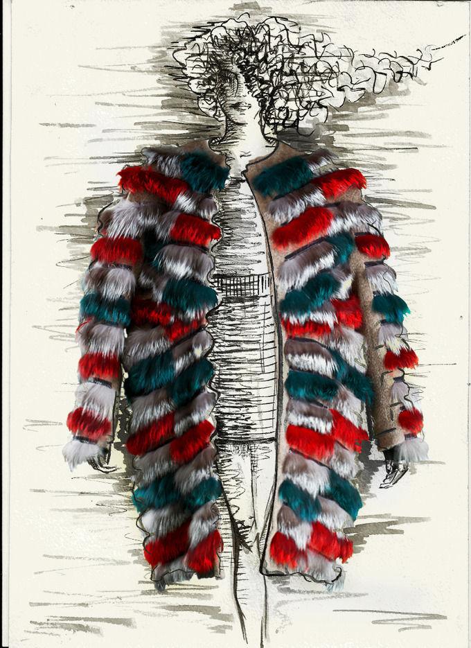 Вышли лукбуки Kova&T, Trends Brands и Vardoui Nazarian. Изображение № 12.