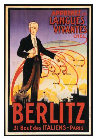 Berlitz - История создания. Изображение № 2.