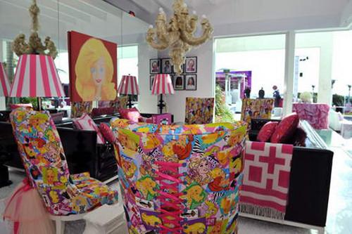 Jonathan Adler и его дом для Barbie. Изображение № 4.