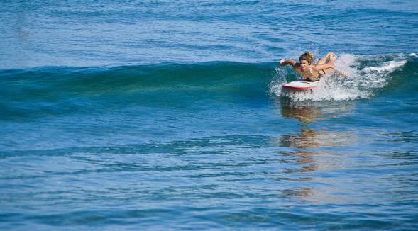 Roxy Jam: почему женский серфинг круче. Изображение № 6.