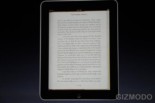 Презентация нового продукта iPad от Apple. Изображение № 13.