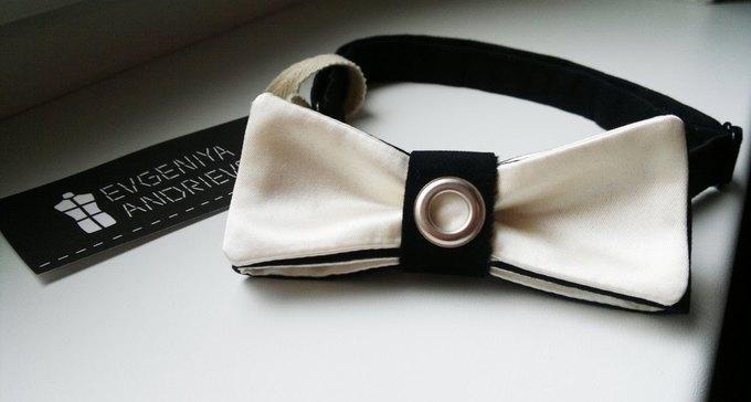 Фееричные галстуки - бабочки от дизайнера Евгении Андриевской.. Изображение №10.