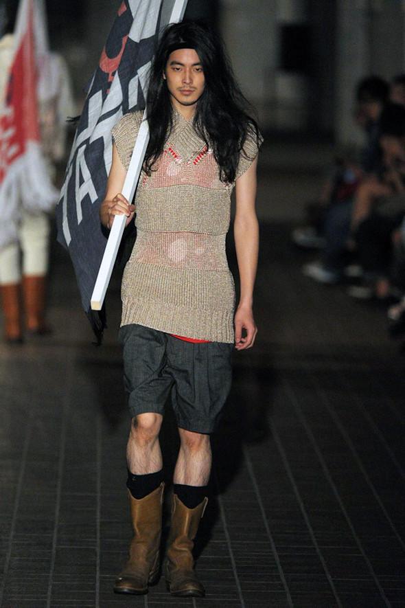 NOZOMI ISHIGURO S/S 2012. Изображение № 8.