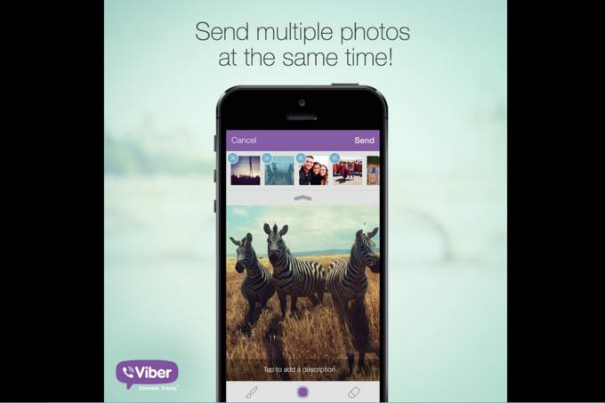 Мессенджер Viber получил редизайн под iOS 7 . Изображение № 2.
