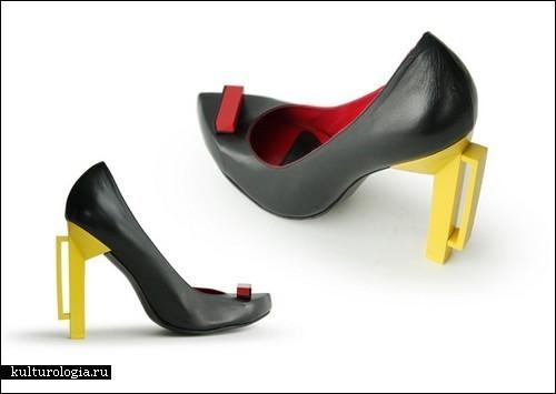 Найстраннейшие женские туфельки. Изображение № 17.