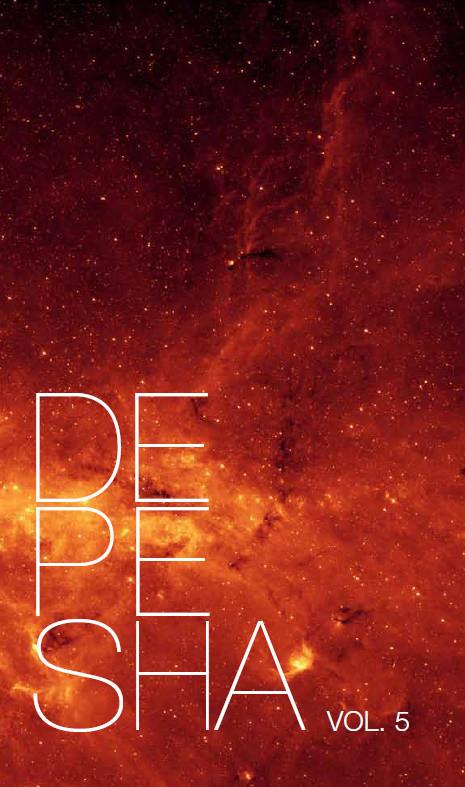 Изображение 1. Юбилейный двойной выпуск DEPESHA vol. 5.. Изображение № 1.