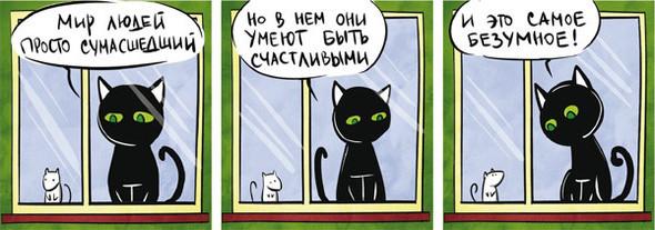 """Евгений Федотов. """"Кошки-мышки"""". Теперь ещё и книга!. Изображение № 4."""