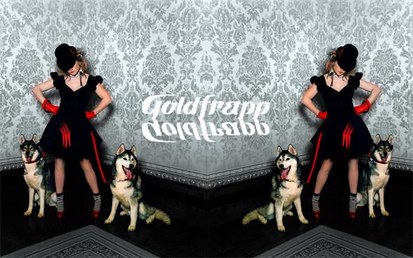 Видео: Goldfrapp —«Alive». Изображение № 1.