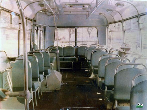 Первые троллейбусы. Изображение № 30.