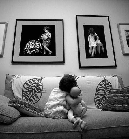 Детство, похожее наигрушечных пупсов. byJaime Monfort. Изображение № 20.