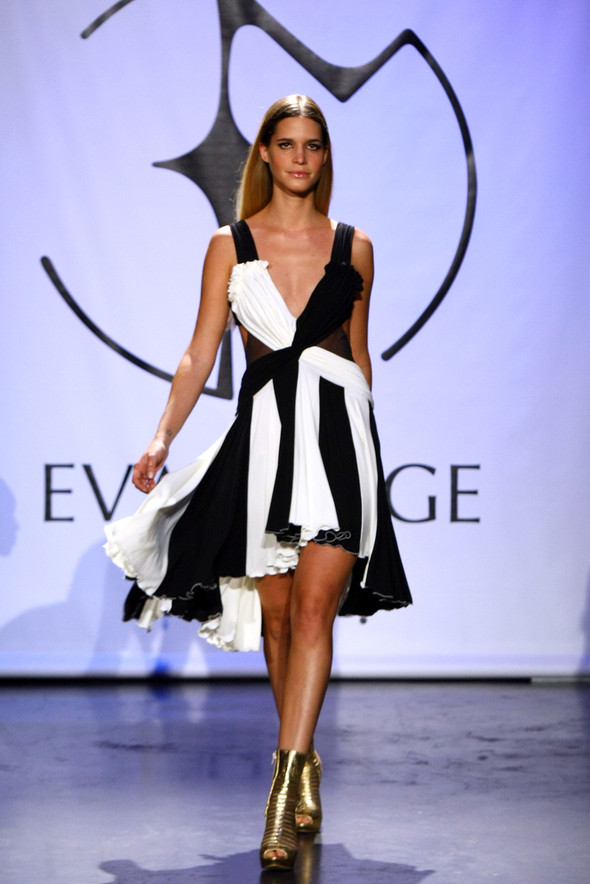 New York Fashion Week Spring 2012: День третий. Изображение № 37.