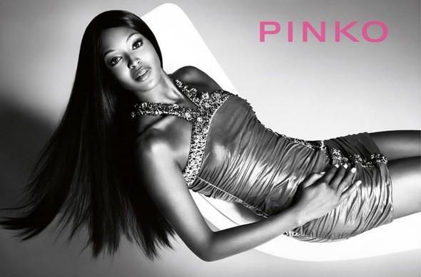 Кампания: Наоми Кэмпбелл для Pinko SS 2012. Изображение № 3.