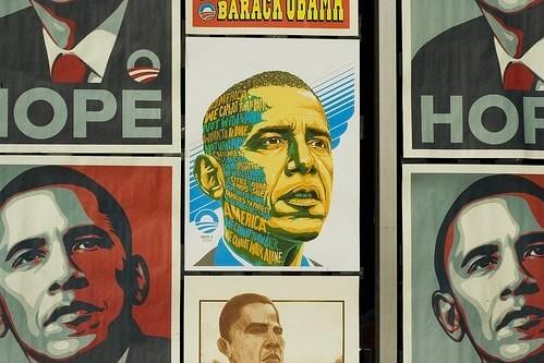 Все на выборы! Политическая реклама разных лет. Изображение № 89.