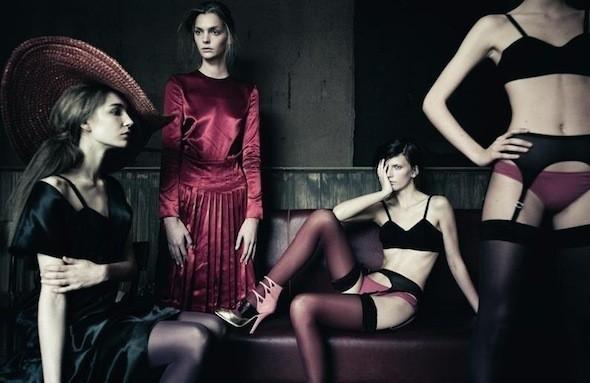 Изображение 7. Съемки: AnOther, POP, Vogue и другие.. Изображение № 7.
