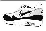 AIRMAX 1 – Эволюция илиреволюция? История кроссовок. Изображение № 49.