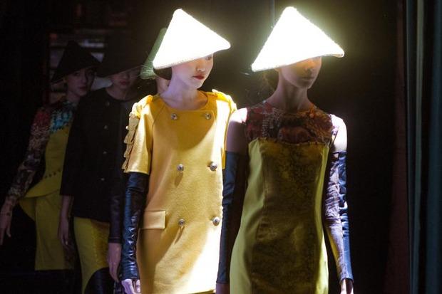 """Топ-модель Ирина Пантаева открывает выставку """"Pure Flow Water"""". Изображение № 3."""