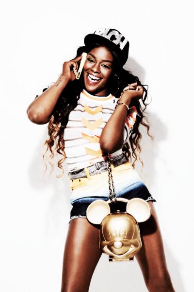 Азилия Бэнкс, хип-хоперша и любительница сипанка. Изображение № 16.