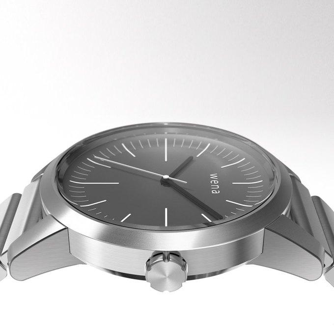 Sony начала сбор средств на выпуск смарт-часов Wena . Изображение № 7.
