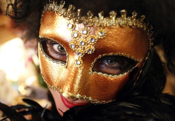 Венецианский карнавал масок. Изображение № 3.