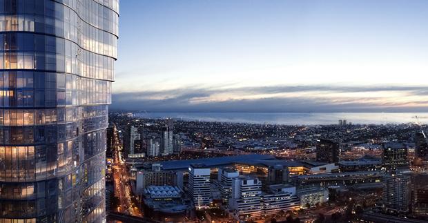 Бюро представило вдохновлённый клипом Бейонсе небоскрёб. Изображение № 8.