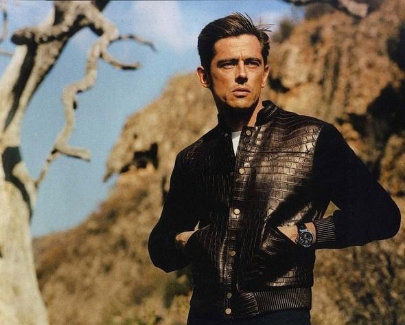 Кампания: мужская коллекция Louis Vuitton SS 2012. Изображение № 3.