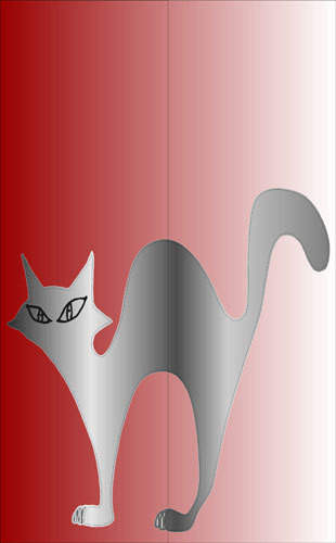 Кошки в интерьере. Изображение № 49.