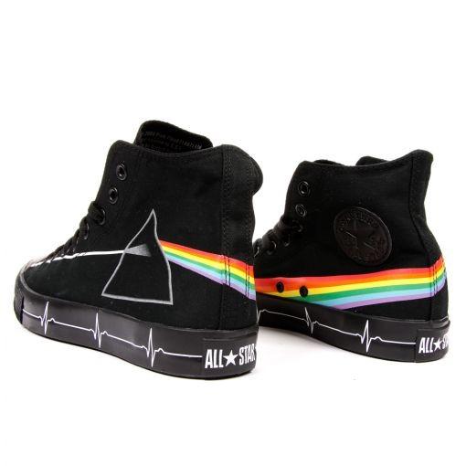 Кеды Converse All Stars вчесть Pink Floyd. Изображение № 3.