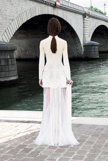 Изображение 18. Показана новая кутюрная коллекция Givenchy.. Изображение № 18.