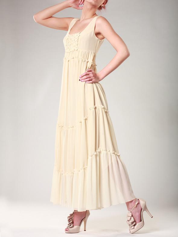 Лукбук YETONADO: летнее настроение и длинные платья. . Изображение № 6.