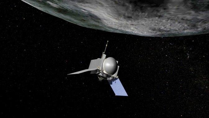 OSIRIS-REx. Изображение № 1.