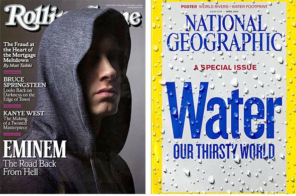 Лучшие обложки журналов в 2010 году. Изображение № 1.