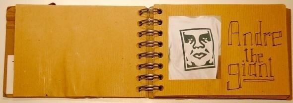 Изображение 6. Блокнот португальского дизайнера Gustavo Costa.. Изображение № 6.