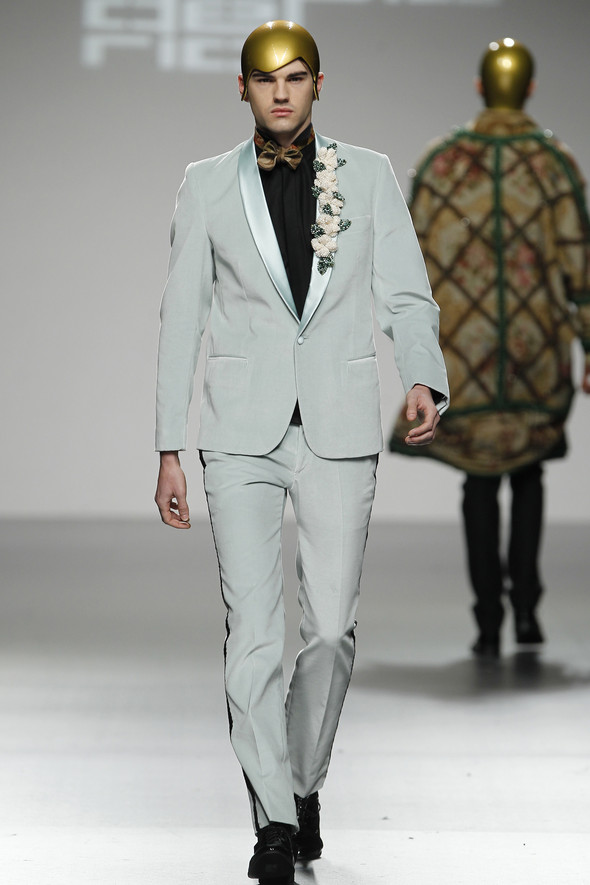 Madrid Fashion Week A/W 2012: David del Rio. Изображение № 12.