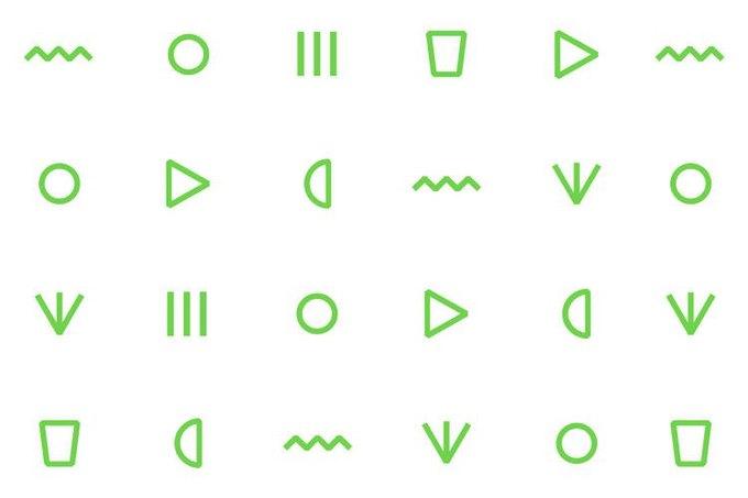 Концепт: пиктограммы для фаст-фуда в Саудовской Аравии. Изображение № 2.